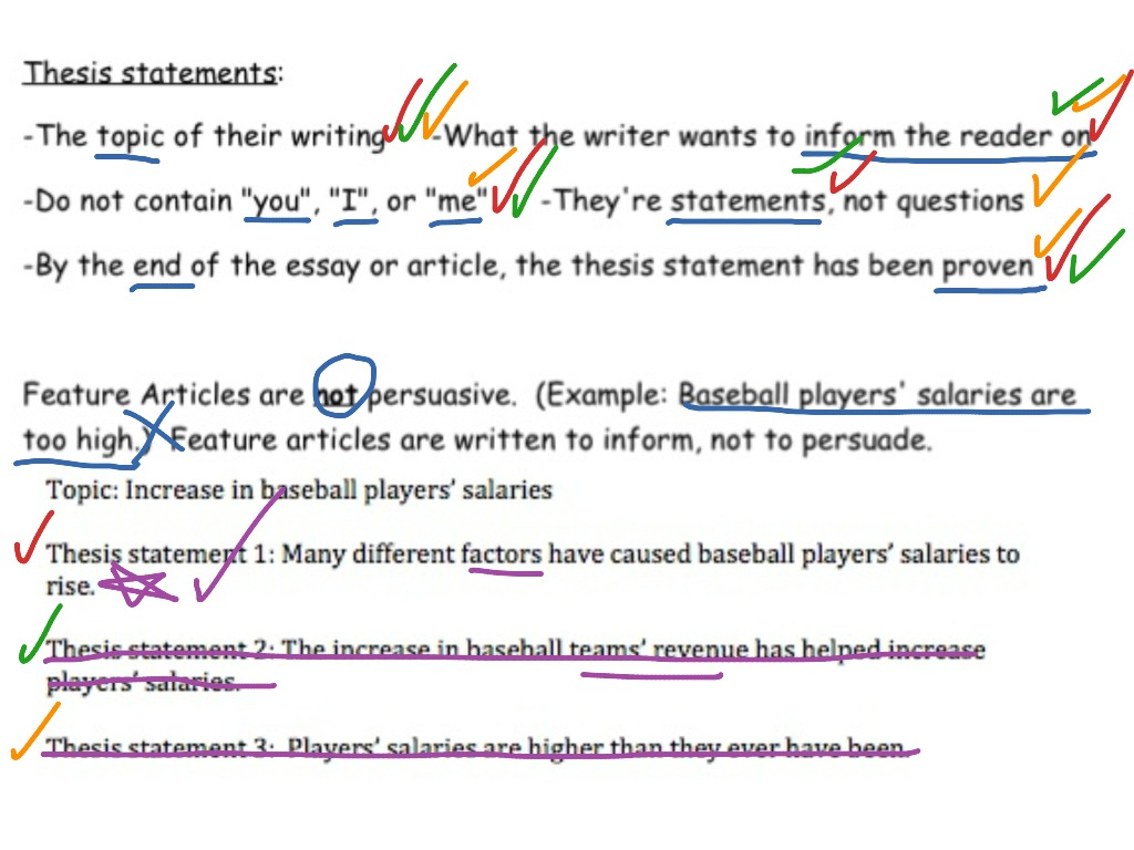 a feature of a strong thesis statement Which is a feature of a strong thesis statement was asked by shelly notetaker on may 31 2017 498 students have viewed the answer on studysoup view the answer on studysoup.