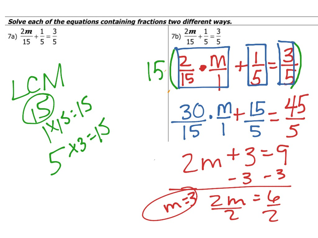 ShowMe solving 2 step equations with decimals – Solving One and Two Step Equations Worksheet