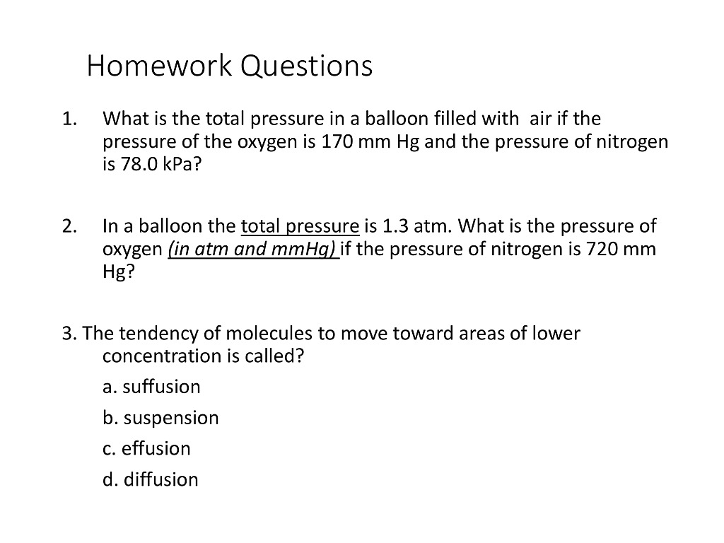ShowMe Gases – Daltons Law Worksheet