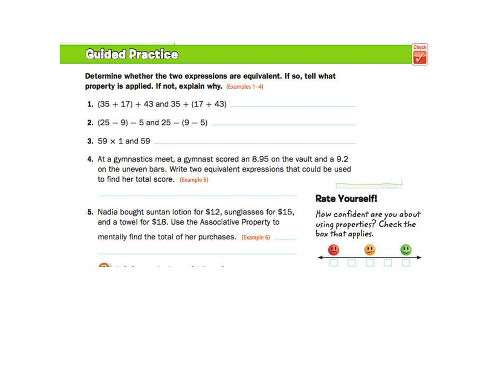 ShowMe - go math grade 5 chapter 6 lesson 6.5 answer key