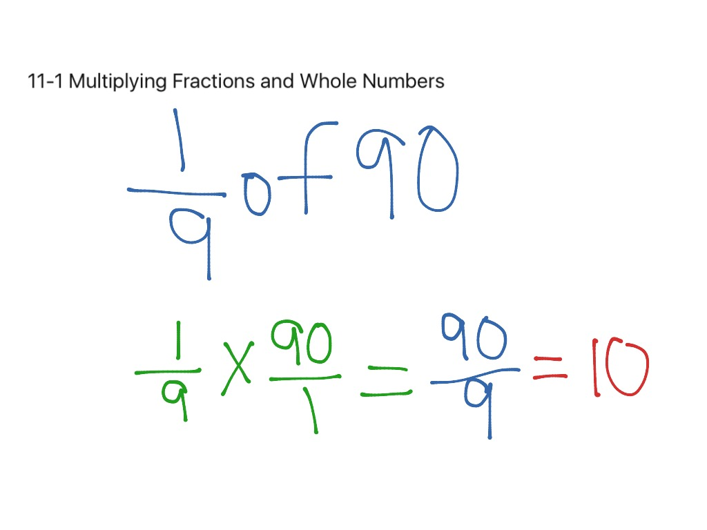 worksheet How To Multiply Fractions With Whole Numbers 11 1 multiplying fractions and whole numbers math elementary 5th grade dividing fractions