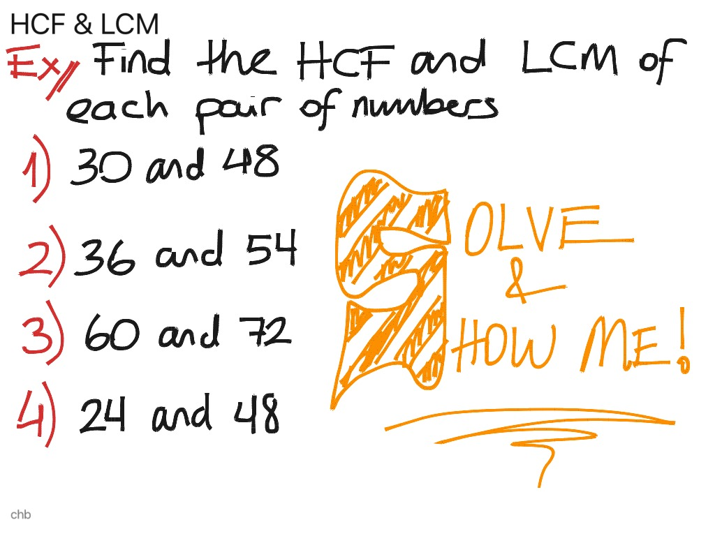 Expanded form multi digit multiplication multiplication showme hcf and lcm falaconquin