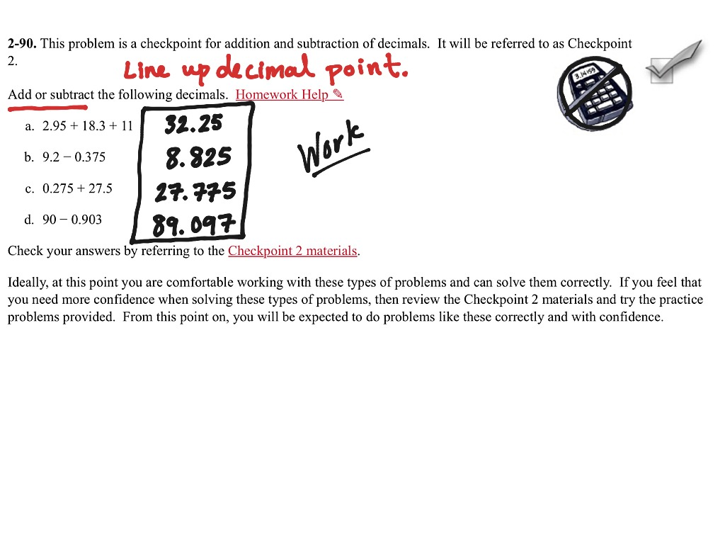 ShowMe - core connections course 1 answer key chapter 2 2.3.4