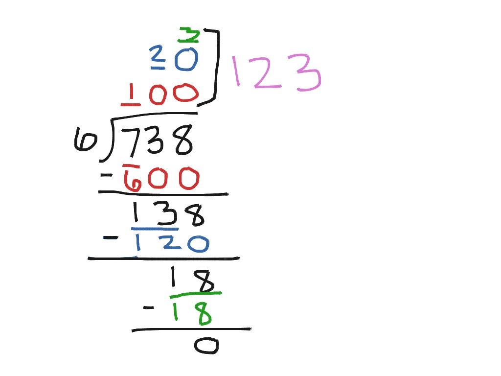 Showme expanded notation for division falaconquin