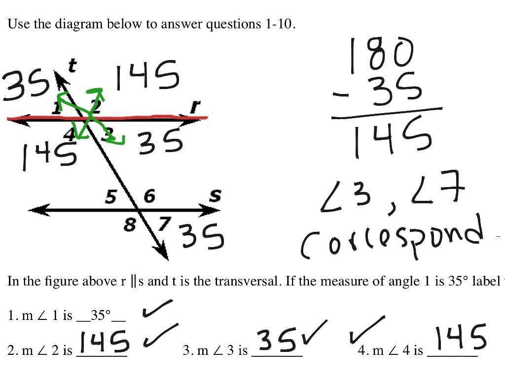 Missing Angle Worksheet Math – Missing Angle Worksheet