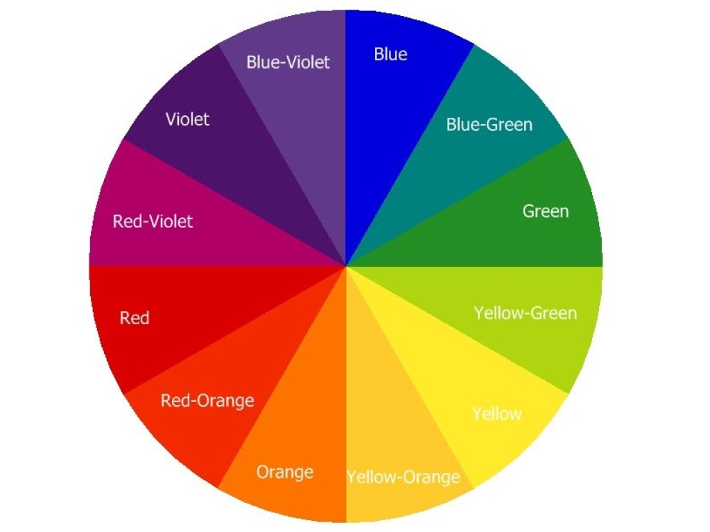 Color Wheel Art Showme
