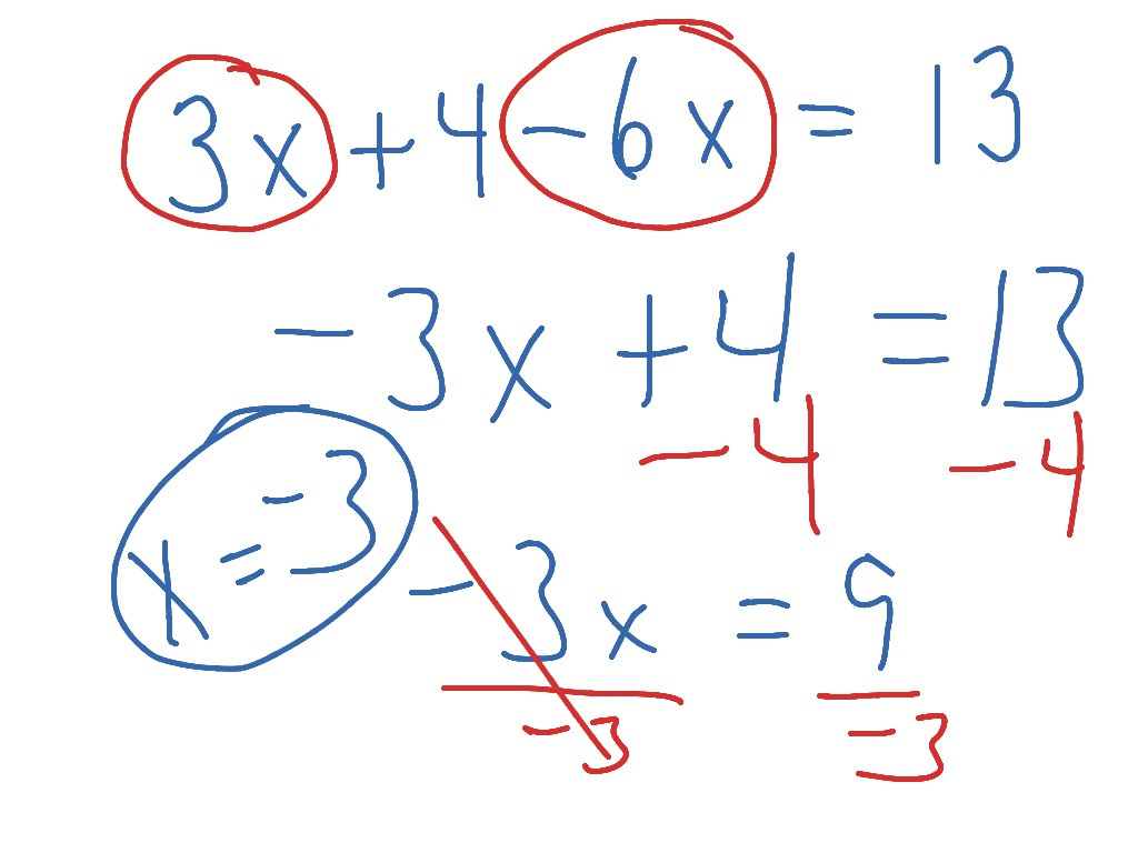 Solving Equations By Combining Like Terms Jennarocca – Solving Equations by Combining Like Terms Worksheet