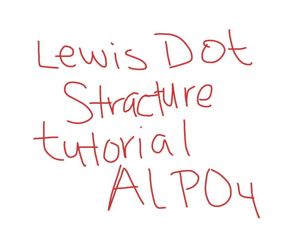 Aluminum phosphate lewis dot structure science showme pooptronica