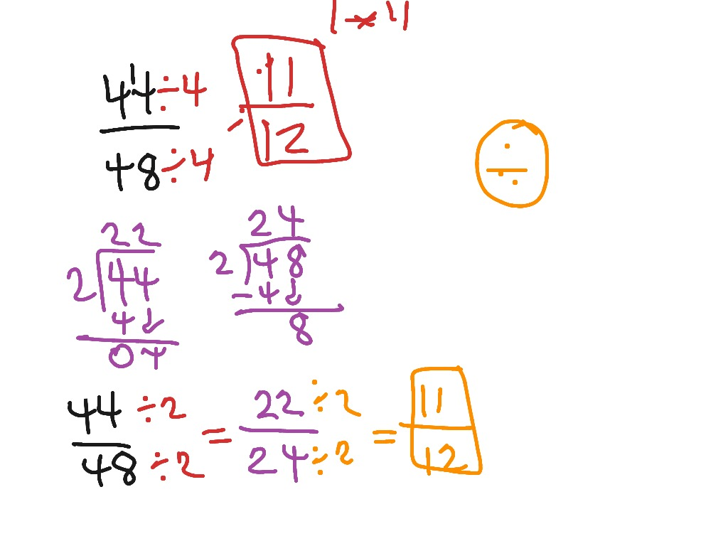 Cross Simplifying Fractions systems of equations word ...