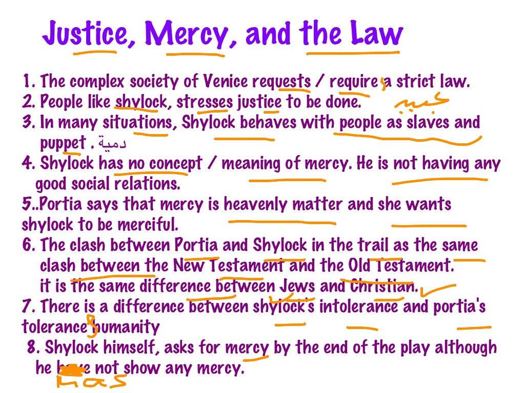 themes about justice