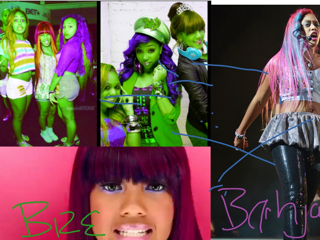 Omg Girlz Errthang Related ShowMes BahjaZonniquestar
