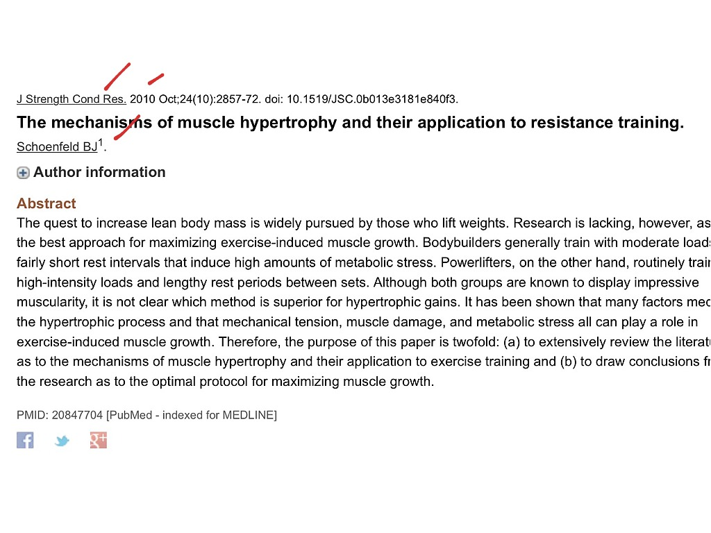 3 Mechanisms of Muscle Hypertrophy | Exercise Physiology