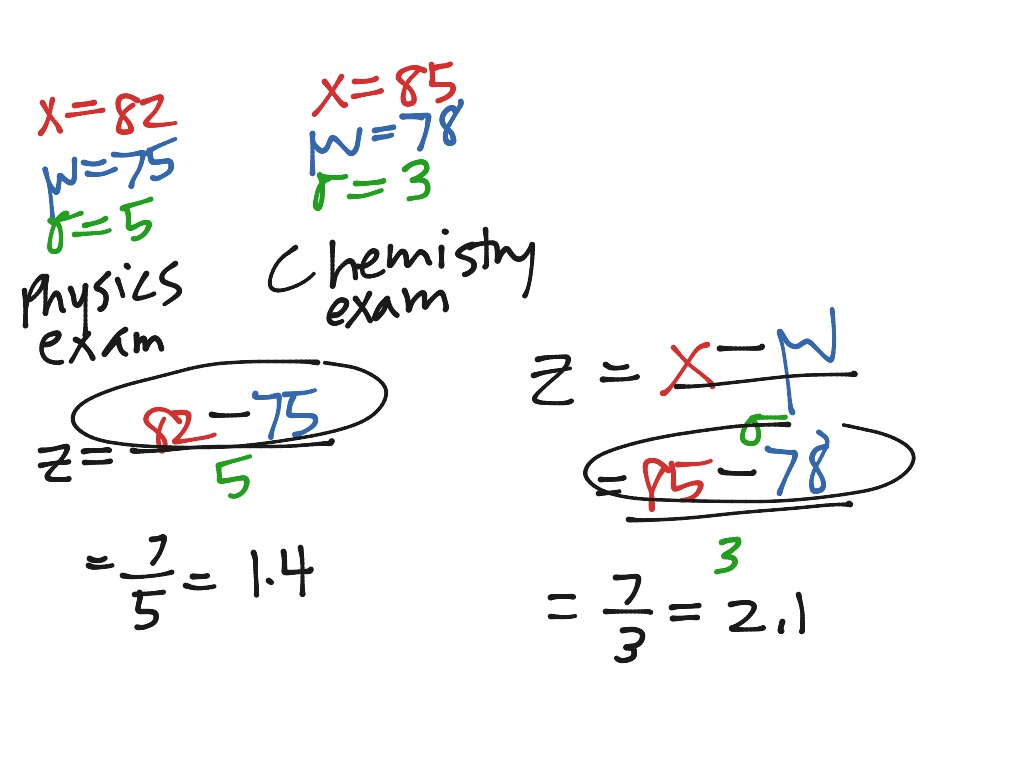 ShowMe - core connections course 2 answer key chapter 7