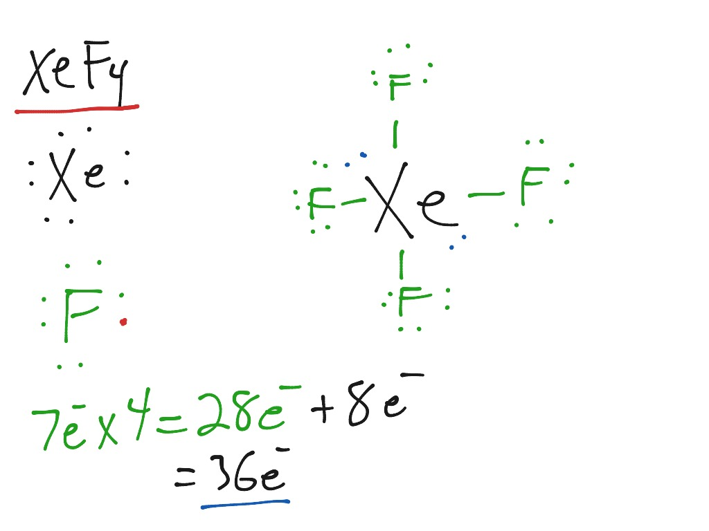 xef4 dot structure