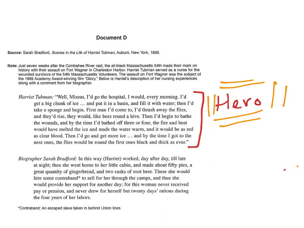 harriet tubman dbq doc c most viewed thumbnail harriet tubman