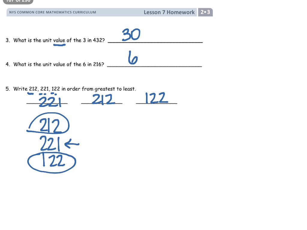 eureka math lesson 7 homework 5.4
