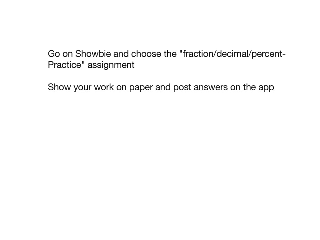 worksheet Fraction To Percent showme fraction decimal percent rap lyric most viewed thumbnail