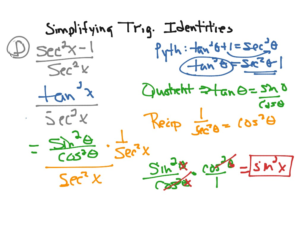 most-viewed-thumbnail. Simplifying Trig Identities